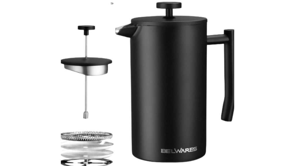 Belwares French Press Coffee Maker