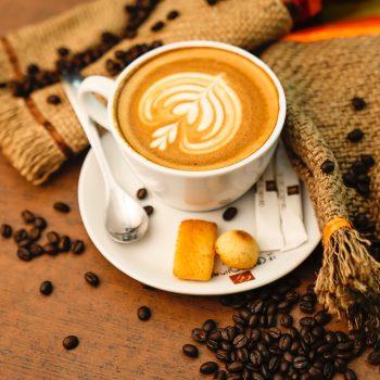 aged coffee