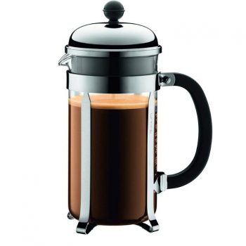 french press coffee maker how to use