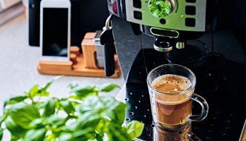 HOW TO USE A COFFEE MACHINE