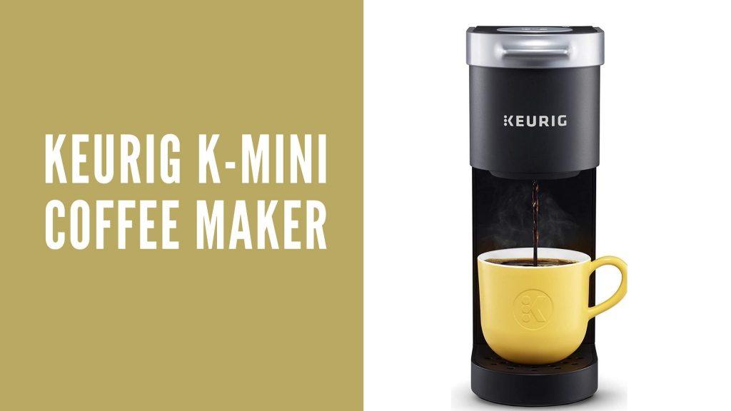 Keurig K-Mini Coffee Maker, Single Servings