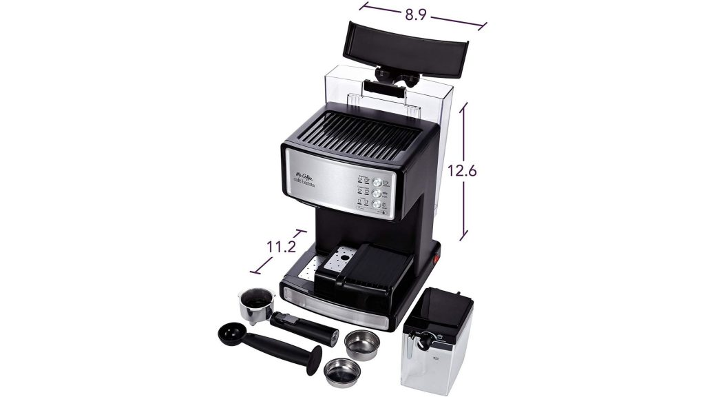 how to clean mr coffee machine