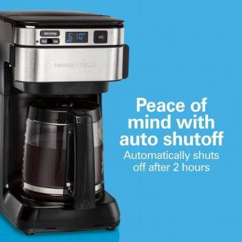HAMILTON BEACH PROGRAMMABLE COFFEE MAKER REVIEW