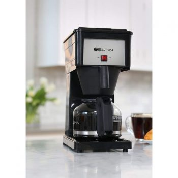 HOW TO START A BUNN COFFEE MAKER FOR THE FIRST TIME