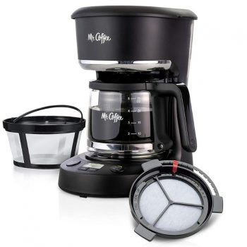 HOW TO USE A MR. COFFEE GRINDER IDS50