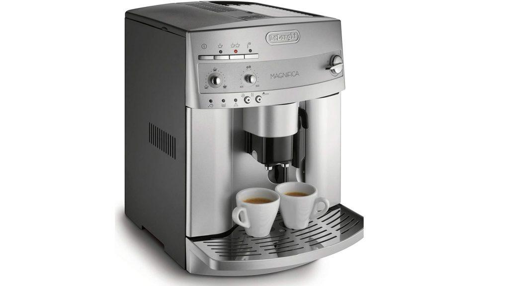 espresso machine how to use