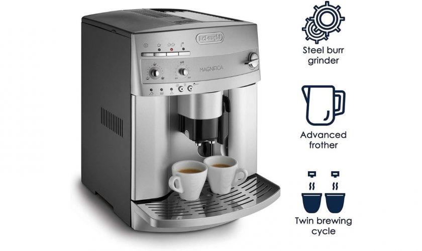 mr coffee espresso machine how to use