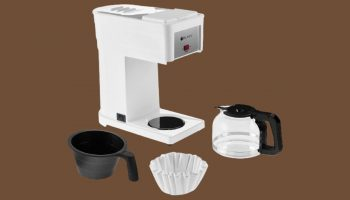 HOW TO CLEAN THE BUNN COFFEE MAKER