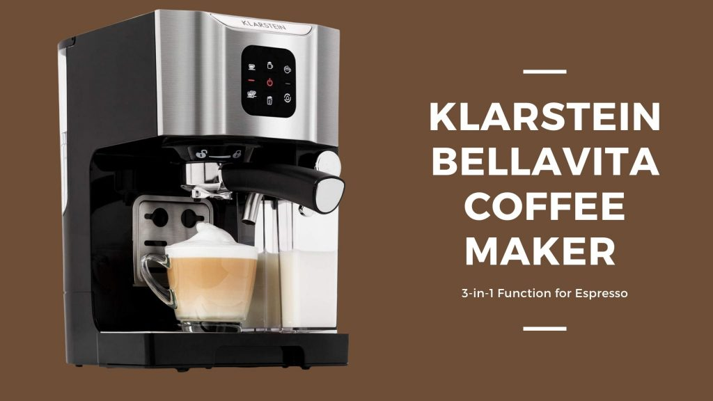 KLARSTEIN BellaVita Coffee Maker
